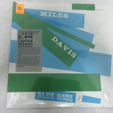 Miles Davis ‎– Blue Haze, Brand New Vinyl LP, Original Jazz Classics ‎– OJC-093, 1984, USA