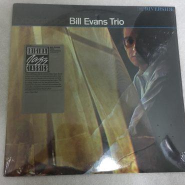 Bill Evans Trio – Explorations, Brand New Vinyl LP, Original Jazz Classics – OJC-037, 1985, USA