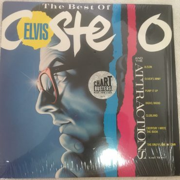 Elvis Costello And The Attractions ‎– The Best Of Elvis Costello And The Attractions, Vinyl LP, Columbia ‎– FC 40101, 1985, USA