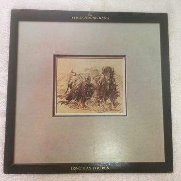 Stills-Young Band – Long May You Run, Japan Press Vinyl LP, Warner Bros. Records – P-10217R, 1976, no OBI