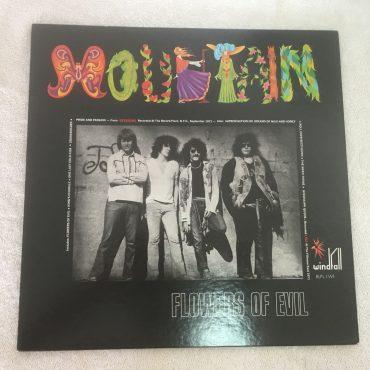 Mountain – Flowers Of Evil, Japan Press Vinyl LP, Windfall Records – BLPL-1WF, 1971, no OBI