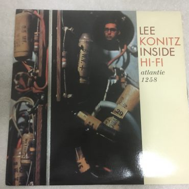 Lee Konitz – Inside Hi Fi, Vinyl LP,  Atlantic – 1258, USA