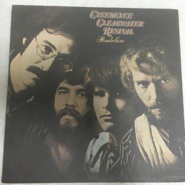 Creedence Clearwater Revival – Pendulum, Vinyl LP, Fantasy – 8410, 1970, USA