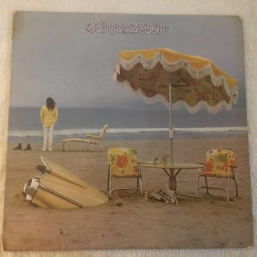 Neil Young ‎– On The Beach, Vinyl LP, Reprise Records ‎– R 2180, 1974, USA