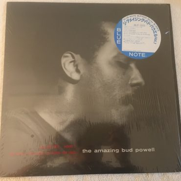 Bud Powell ‎– The Amazing Bud Powell, Volume 2, Japan Press Mono Vinyl LP, Blue Note ‎– BLP 1503, 1983, no OBI