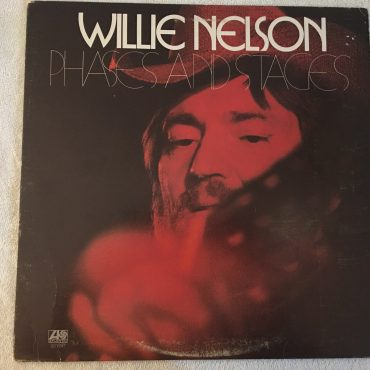 Willie Nelson ‎– Phases And Stages, Vinyl LP, Atlantic ‎– SD 7291, 1974, USA