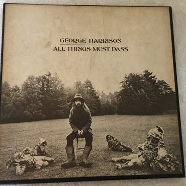 George Harrison, All Things Must Pass, Japan Press 3x LP Box Set, Apple Records ‎– AP-9016C, 1971, No OBI
