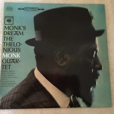 Thelonious Monk Quartet ‎– Monk's Dream, Vinyl LP, Limited Edition No. 2448/2500, Impex Records ‎– IMP6014, 2012, USA