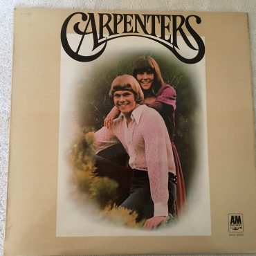 Carpenters ‎– Carpenters, Vinyl LP, A&M Records ‎– AMLS 63502, 1971, Holland