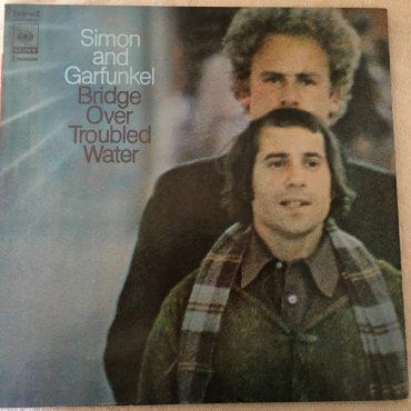 Simon And Garfunkel – Bridge Over Troubled Water, Japan Press Vinyl LP, CBS/Sony – SONX 60135, 1970, no OBI