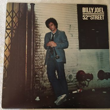 Billy Joel – 52nd Street, Vinyl LP,  Columbia – 35609, 1978, USA
