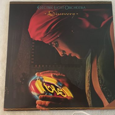 Electric Light Orchestra ‎– Discovery, Vinyl LP,  Jet Records ‎– FZ 35769, 1979, USA