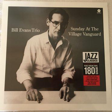 Bill Evans Trio – Sunday At The Village Vanguard, Brand New Vinyl LP, WaxTime – 771729, 2012, Spain