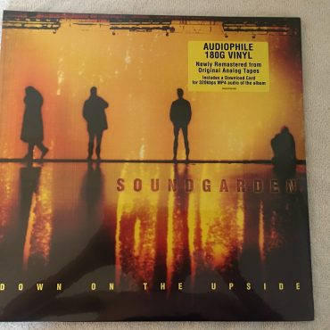 Soundgarden ‎– Down On The Upside, Brand New 2 x Vinyl LP, Universal Music Group International ‎– 00602547924469, 2016, Europe