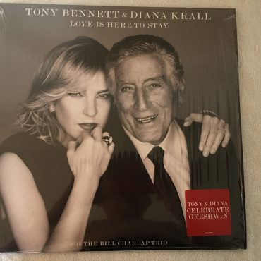 Tony Bennett & Diana Krall With Bill Charlap Trio ‎– Love Is Here To Stay, Vinyl LP, Verve Records ‎– 00602567781271, 2018, Europe