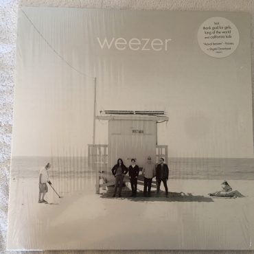 Weezer ‎– Weezer, Vinyl LP, Crush Music ‎– 554625-1, 2012, USA