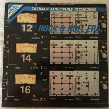 Various – The Rock & Roll Era, Vinyl LP, Audio Encores – AE1-1006, 1980, Canada