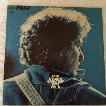 Bob Dylan – Bob Dylan's Greatest Hits Volume II, 2 x Vinyl LP,  Columbia – PG 31120, USA