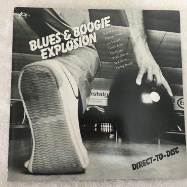 Blues & Boogie Explosion – Blues & Boogie Explosion, Vinyl LP, Jeton – 100 3320, 1981, Germany