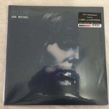Joni Mitchell – Blue, Vinyl LP, Rhino Records – 74842, 2007, USA