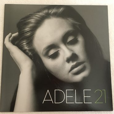 Adele ‎– 21, Vinyl LP,  XL Recordings ‎– 88697 446 99, 2011, USA