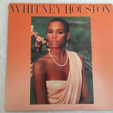Whitney Houston ‎– Whitney Houston, Vinyl LP, Arista ‎– AL8-8212, 1985, USA