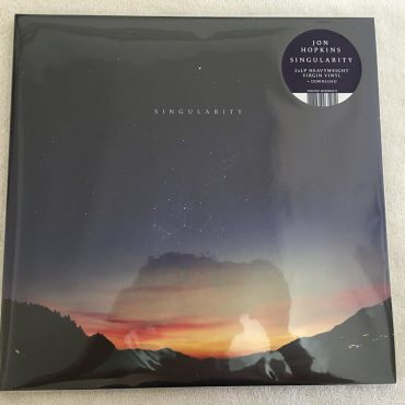 Jon Hopkins ‎– Singularity, 2x Vinyl LP, Domino ‎– WIGLP352, 2018, Europe