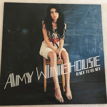 Amy Winehouse ‎– Back To Black, Vinyl LP, Island Records Group ‎– 173 412 8, 2007, Europe