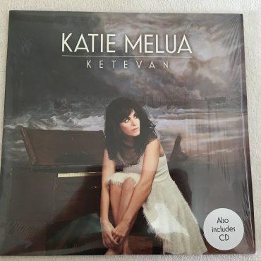 Katie Melua – Ketevan, Vinyl LP,  Dramatico Entertainment Ltd. – DRAMLP0021, 2013, Europe