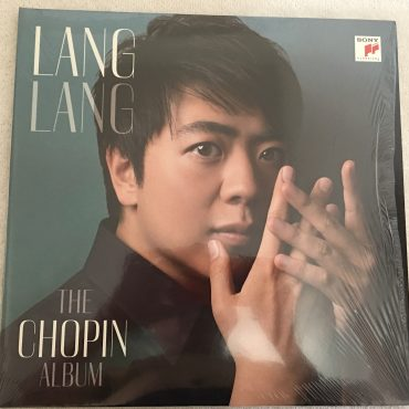 Lang Lang ‎– The Chopin Album, 2x Vinyl LP, Sony Classical ‎– 887254491316, 2012, Europe