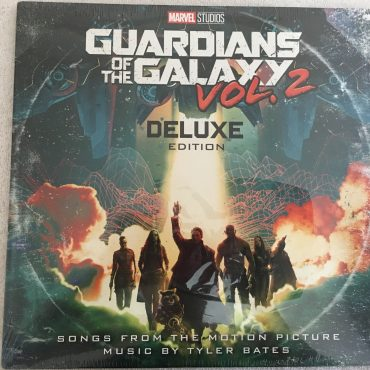 Various ‎– Guardians of the Galaxy Vol. 2, Brand New 2x Vinyl LP, Hollywood Records ‎– D002583401, 2017, USA