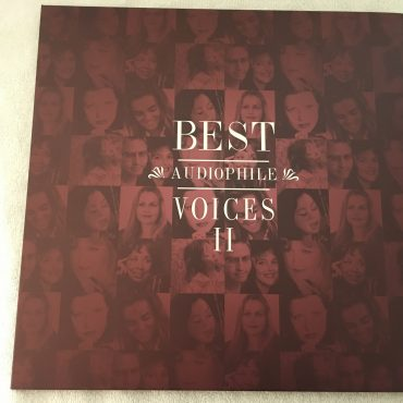 Various ‎– Best Audiophile Voices II, Vinyl LP, Premium Records ‎– PR 27840 LP, 2010, Singapore