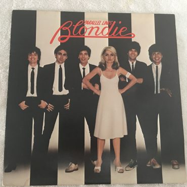 Blondie ‎– Parallel Lines, Vinyl LP, Chrysalis ‎– CHR 1192, 1978, USA