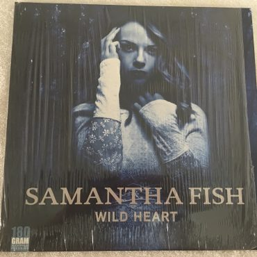 Samantha Fish ‎– Wild Heart, Vinyl LP, Ruf Records ‎– RUF 2019, 2015, Germany