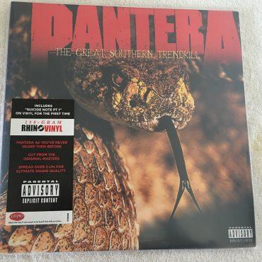 Pantera – The Great Southern Trendkill, 2x Vinyl LP, Rhino Records – R1 61908, 2012, USA