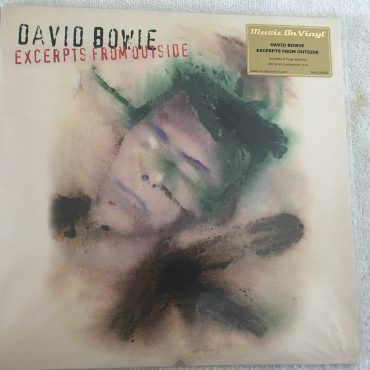 David Bowie – Excerpts From Outside, Brand New Vinyl LP, Music On Vinyl – MOVLP500, 2012, Europe