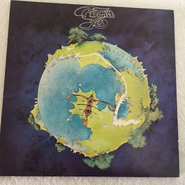 Yes – Fragile, Japan Press Vinyl LP, Atlantic – P-6525A, 1981, no OBI