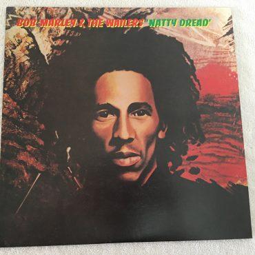 Bob Marley & The Wailers – Natty Dread, Japan Press Vinyl LP, Polystar – 20S-83, 1982, no OBI