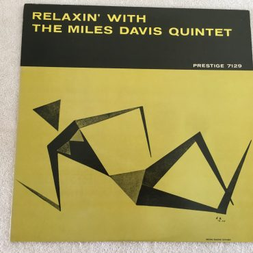 Miles Davis Quintet – Relaxin' With The Miles Davis Quintet, Japan Press Mono Vinyl LP, Prestige – SMJ-6532, 1976, no OBI