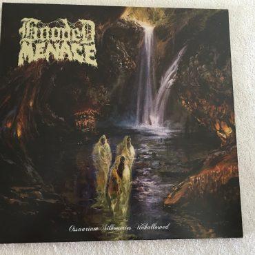 Hooded Menace – Ossuarium Silhouettes Unhallowed, Yellow Vinyl LP, Limited Editon, Season Of Mist – SOM 433LP, 2018, USA, Europe