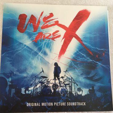 X Japan – We Are X: Original Motion Picture Soundtrack, 2x Vinyl LP, Sony Music – 88985441411, Europe