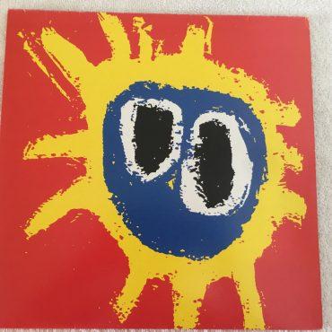 Primal Scream – Screamadelica, 2x Vinyl LP, Creation Records – CRELP 076, UK