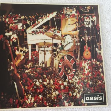 Oasis – Don't Look Back In Anger, 12″ Single, Creation Records – CRE 221T, 1996, UK