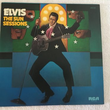 Elvis Presley ‎– The Sun Sessions, Mono Vinyl LP, RCA Victor ‎– APM1-1675, 1976, USA