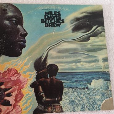 Miles Davis, Bitches Brew, 2 x Vinyl LP,  Columbia – GP 26, 1970, USA, Gatefold