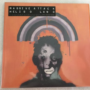 Massive Attack ‎– Heligoland, 2x Vinyl LP, Limited Edition, The Vinyl Factory ‎– VF013, 2010, UK