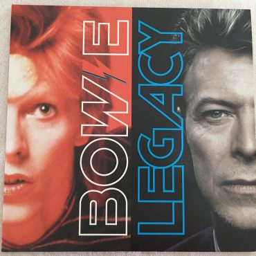 David Bowie – Legacy, 2x Vinyl LP, Parlophone – DBLP64161, 2017, Europe