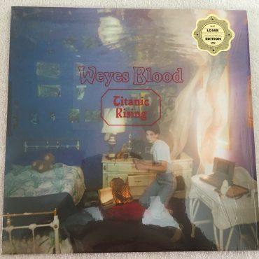 Weyes Blood – Titanic Rising, Vinyl LP, Sub Pop – SP 1232, 2019, USA