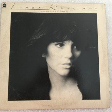 Linda Ronstadt – Heart Like A Wheel, Vinyl LP, Capitol Records – ST-11358, 1974, USA