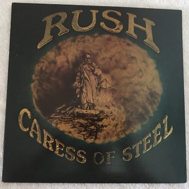 Rush ‎– Caress Of Steel, Vinyl LP, Mercury ‎– SRM-1-1046, 1979, USA